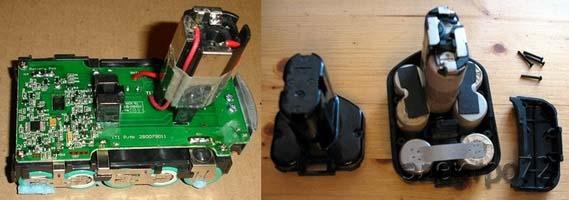 Ремонт аккумуляторов для шуруповёрта.