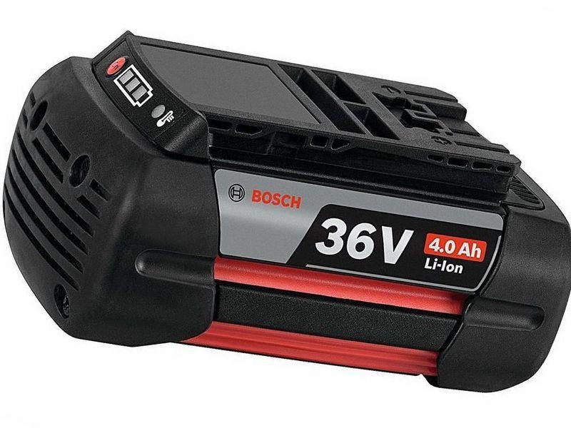 Аккумуляторы для шуруповёрта Bosch